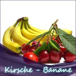 kirsch banane liquid ihr online dampfshop f r e liquids und aromen. Black Bedroom Furniture Sets. Home Design Ideas
