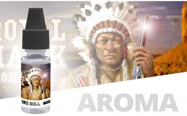 Royal HAWK Aroma von SMOKING BULL 10 ml